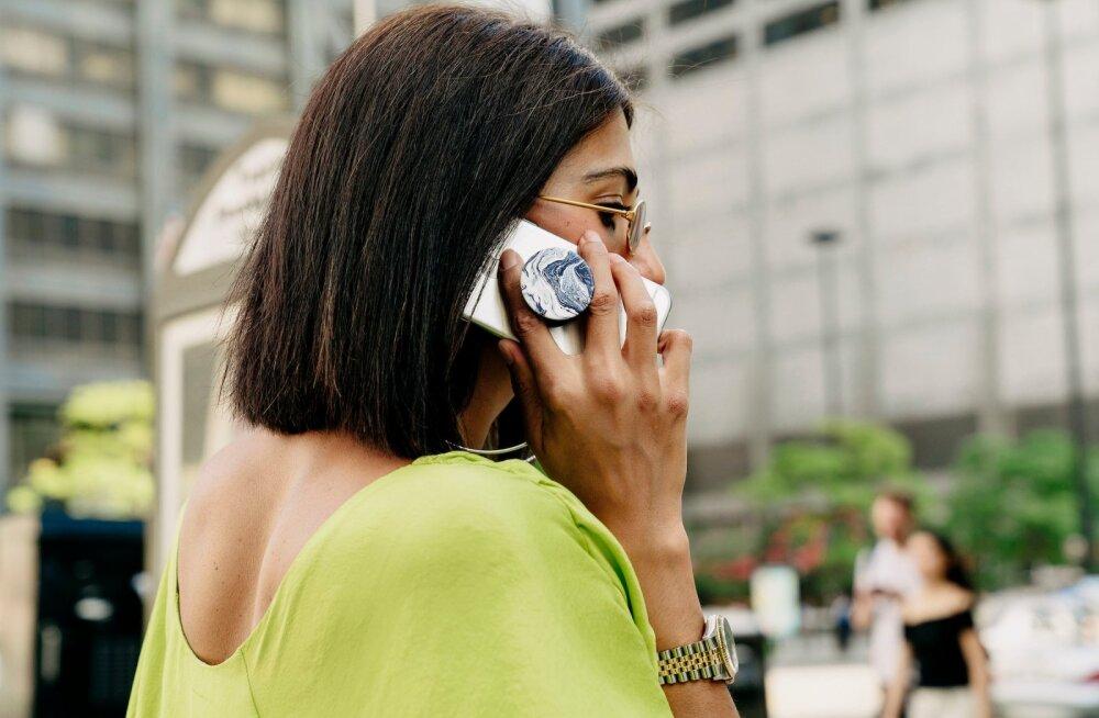 Unusta näpuspinner, uus moevidin on telefoni külge käiv popsik!