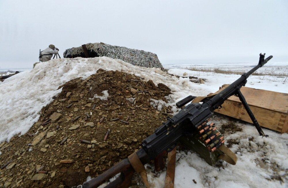 """Vene meedia väitel annab Ukraina """"Donetski rahvavabariigi"""" pihta miinipildujatuld"""