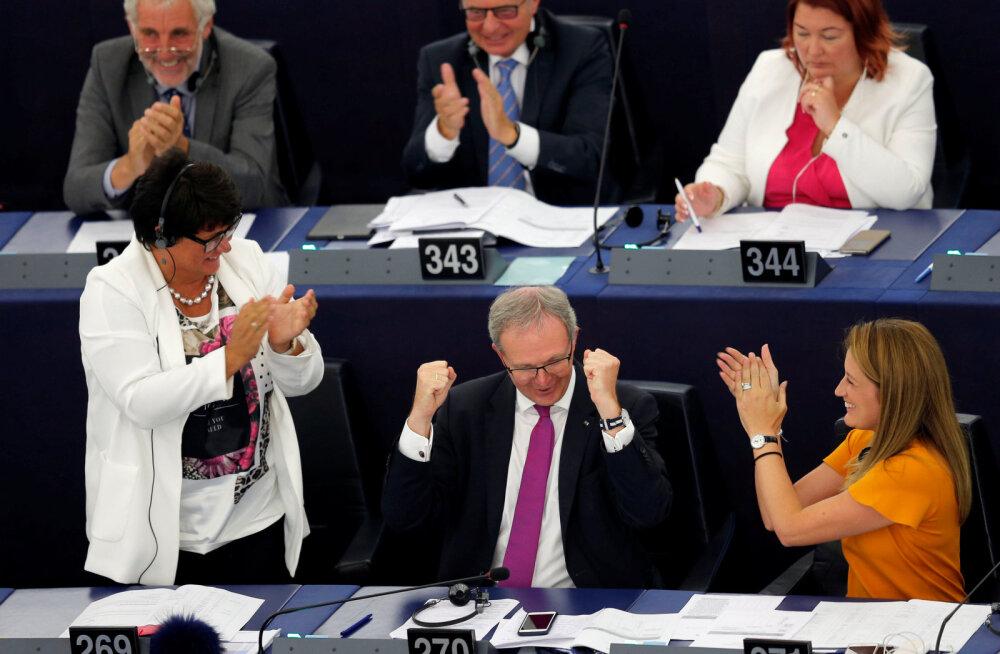 Eva Lepik: kuidas kilplased autoreid kaitsesid, ehk Euroopa seadusetegemise eripära