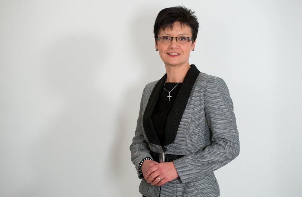 Riigikogu kultuurikomisjoni esimees Laine Randjärv