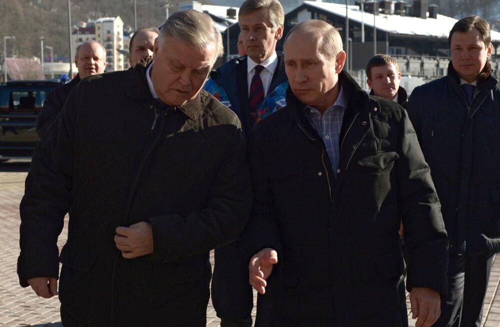 Putin ja Jakunin