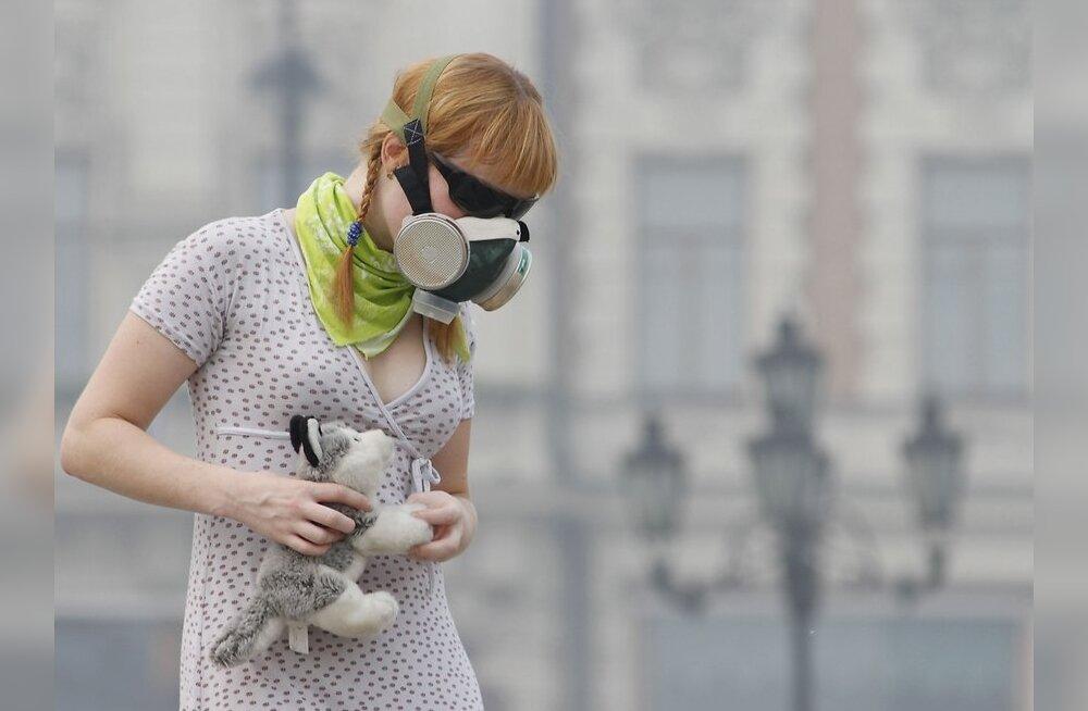 Õhusaaste võib eluiga lühendada poole aasta võrra