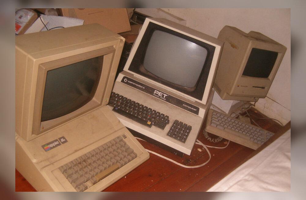 Vanades elektroonikaseadmetes leidub väärismetalle, kui tasuv neid koguda oleks?