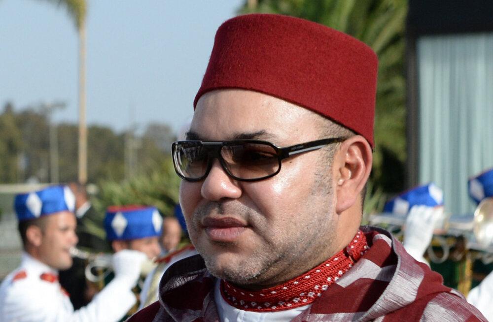 Maroko kuninga koristaja sai varastamise eest koleda karistuse
