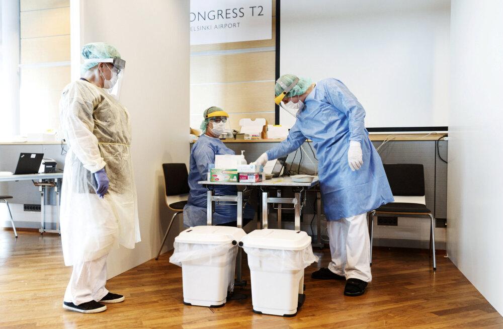 Soomes teatati täna ligi 300 uuest koroonaviirusega nakatunust
