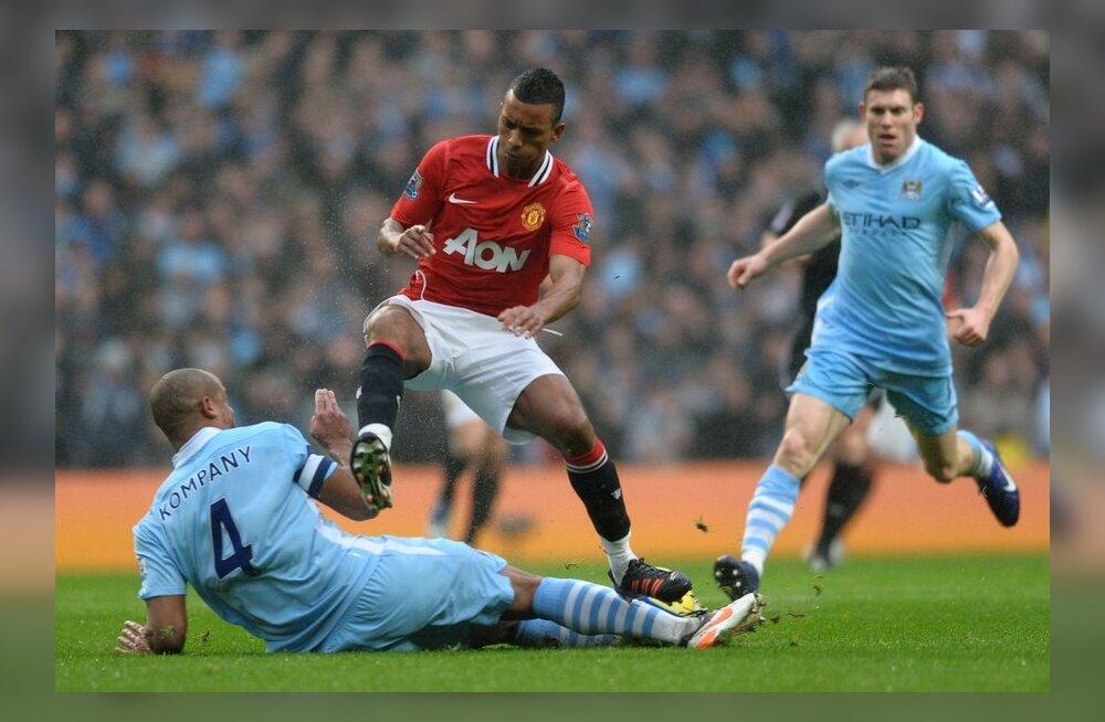 "Manchester City ""paha poiss"" sai pika mängukeelu"