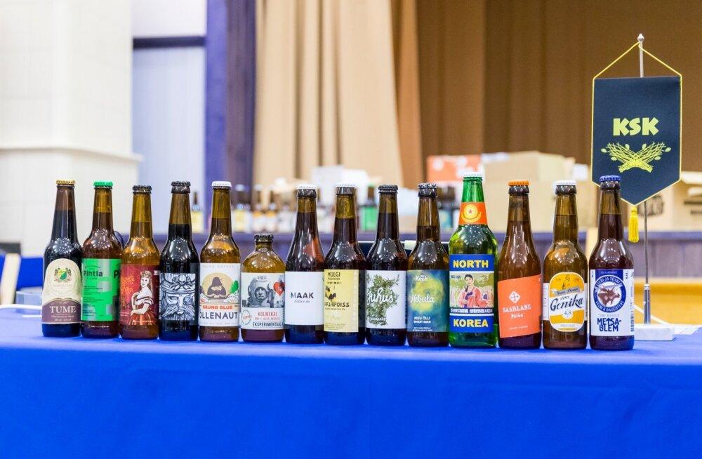 Эстонский Союз малых пивоваров: представляйте свои напитки на конкурс домашнего пива!