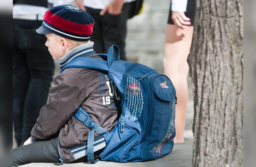 Kui vanal lapsel lubad üksinda linnas liigelda?