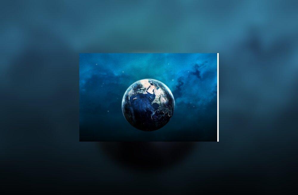 Maa füüsikute käes