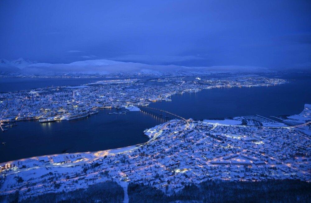 Põhja-Norras teatati taas GPS-i signaali häiretest