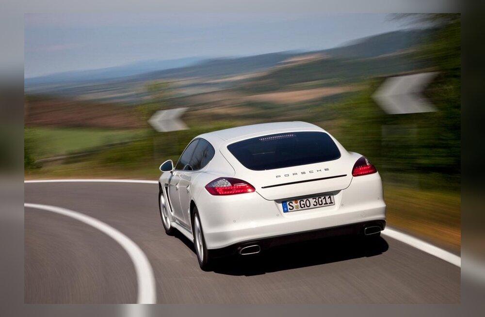 Eesti Talleks sai Porsche müügiõiguse