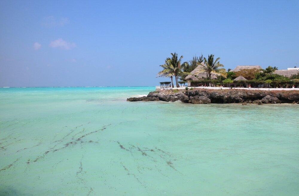 Superpakkumine! Veeda jõulud korallisaarel Sansibaril: lennud + 16 ööd merevaatega majutust kokku vaid 686 eurot