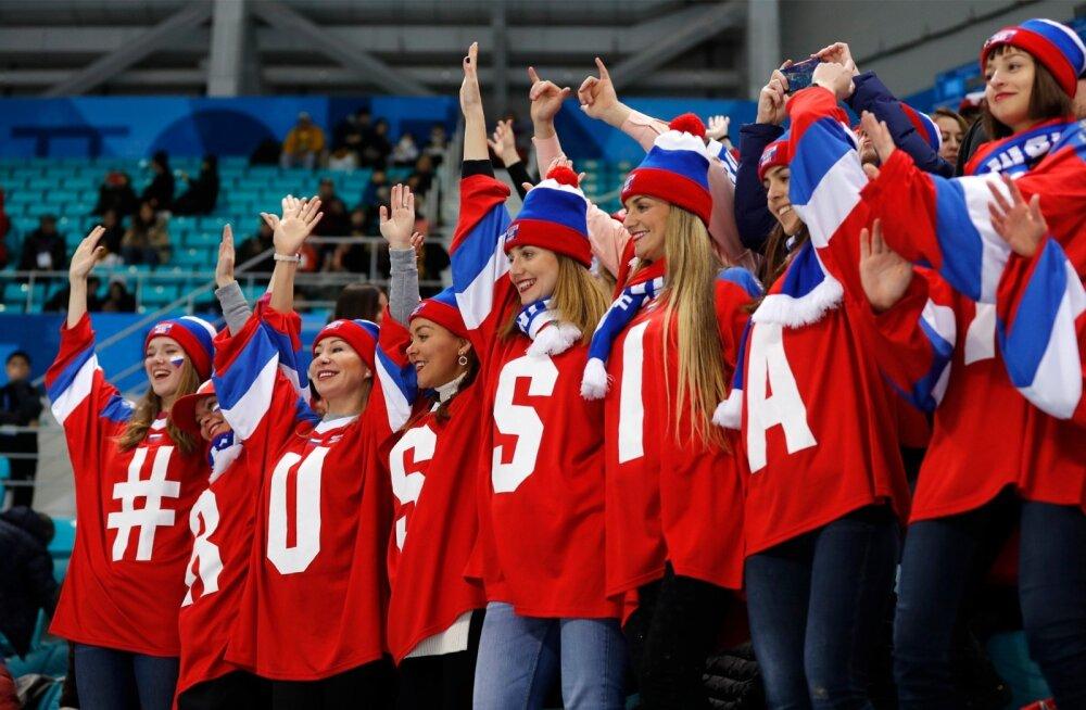 Kes ütles, et Venemaa sümboolikat ei tohi olümpial kasutada?