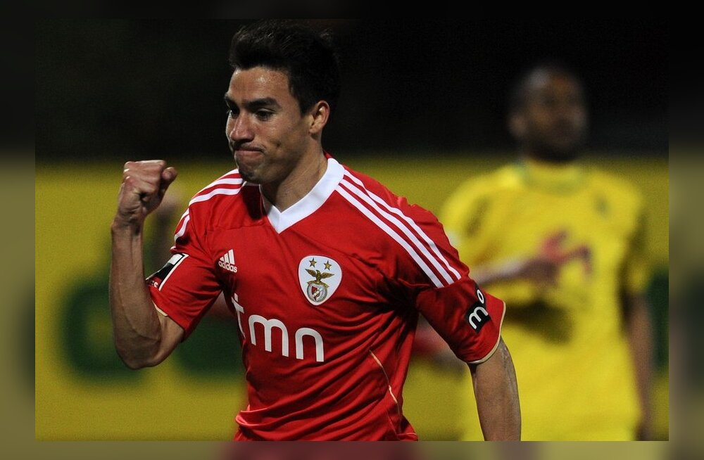 Nicolas Gaitan, jalgpall