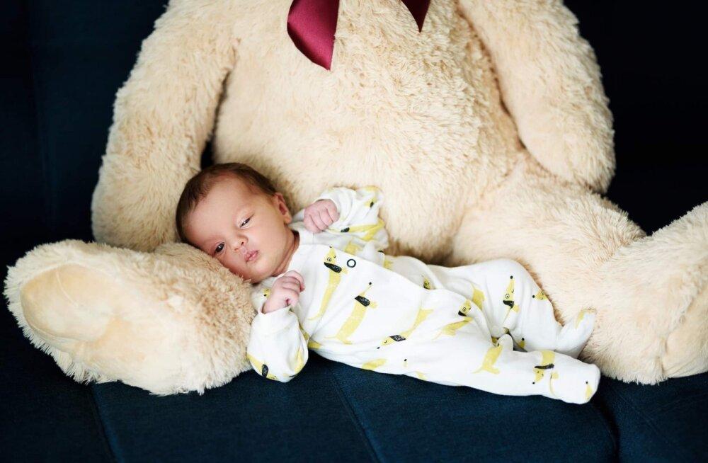 Pisipoja geenihaigusele kaotanud perekond korraldas Annabeli toetuseks oksjoni