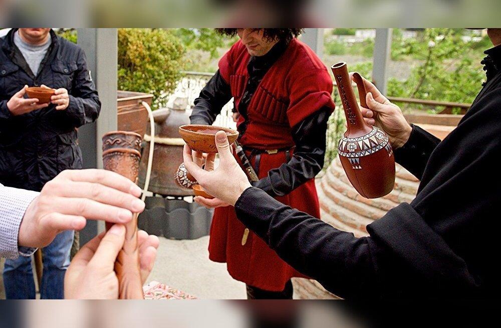 """Грузинское виноделие внесли в """"Книгу рекордов Гиннесса"""" как старейшее в мире"""