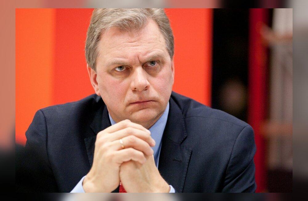 Andres Herkel: Savisaarele saab vastu vaid suure ja ühtse valimisliiduga.