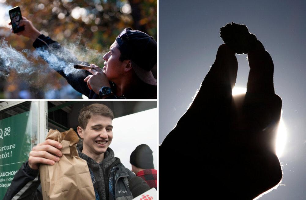 Üha enam riike legaliseerib kanepi: järgmisteks karmi narkopoliitikaga Mehhiko ja Tai