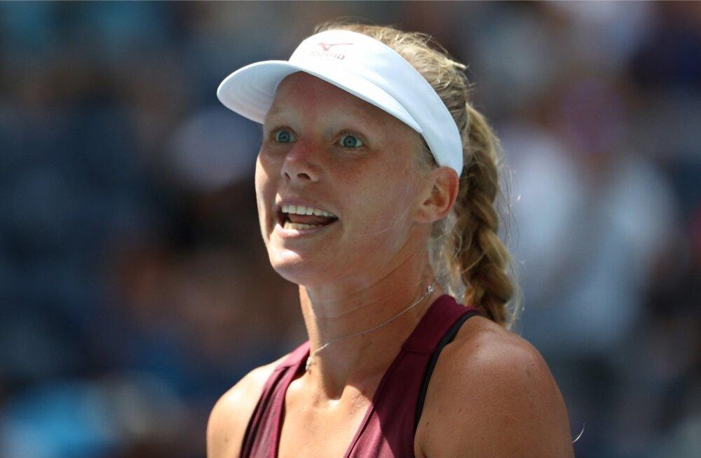 Kiki Bertens US Openil