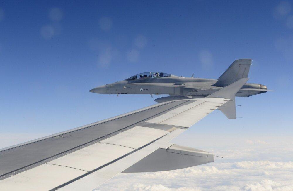 Kas Tänak ja Järveoja vääriks NATO hävitajate austusavaldust?