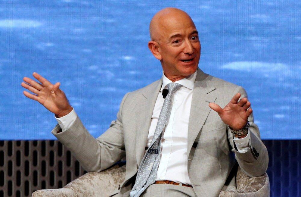 Amazon основал в Эстонии дочернюю фирму. Какие виды у американского гиганта на нашу страну?
