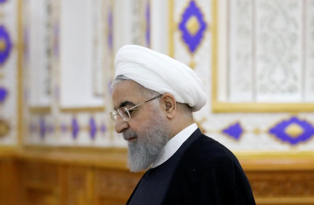 Iraan loobub tuumaleppe täielikust täitmisest