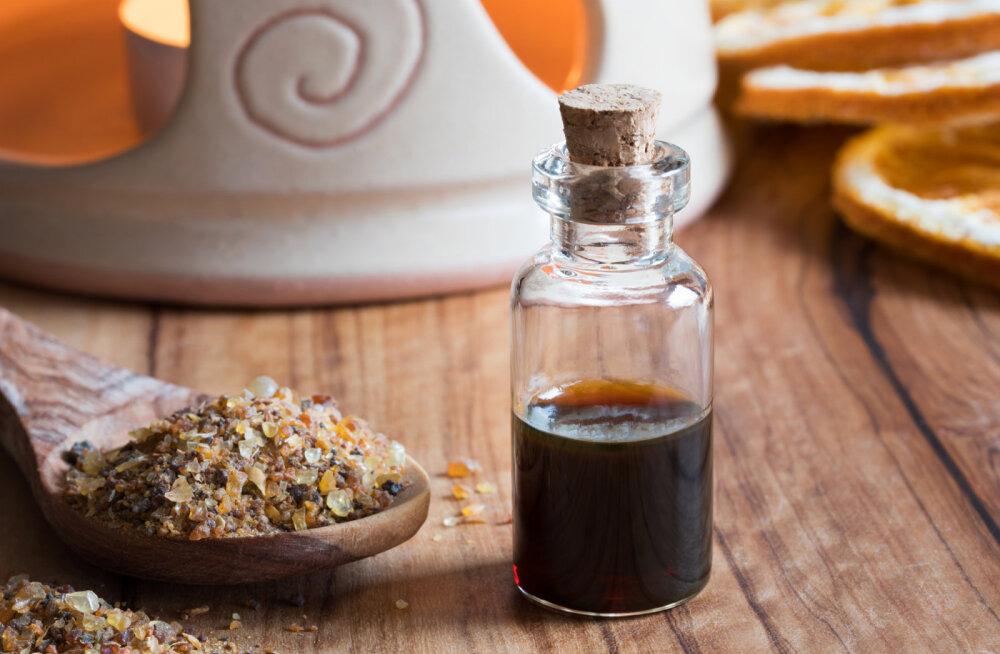 Mürri saladus - maagiline õli, mis tasakaalustab, puhastab ja tõstab teadlikkust
