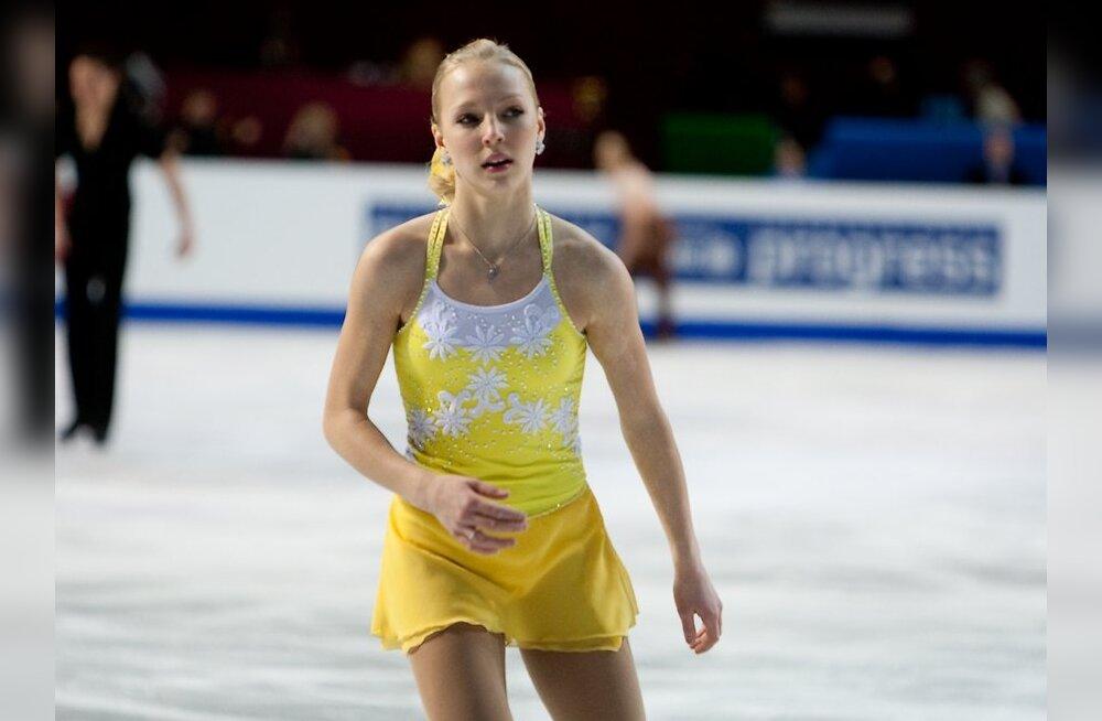 Фигуристка Мария Сергеева уходит в лыжный спорт?