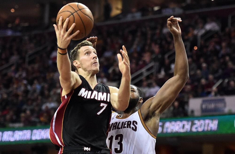 Goran Dragic Miami Heati särgis