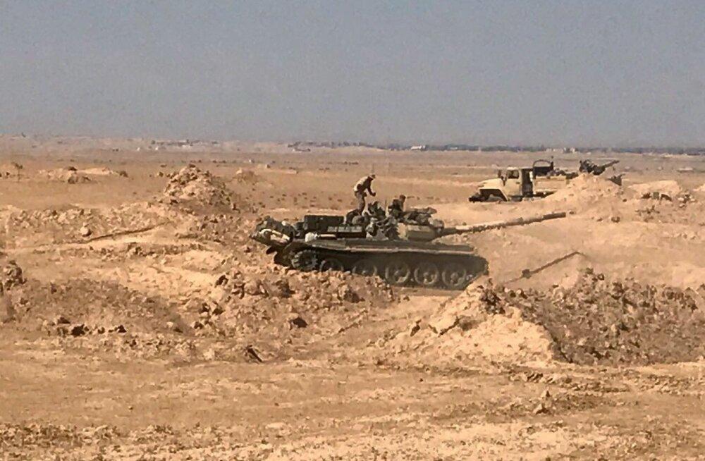 New York Times kirjutas, kuidas ameeriklased purustasid Süürias Vene palgasõdurite üksuse