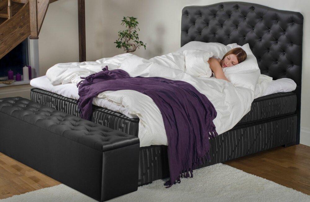 Kolmandiku oma elust veedad voodis — vali endale vääriline voodi
