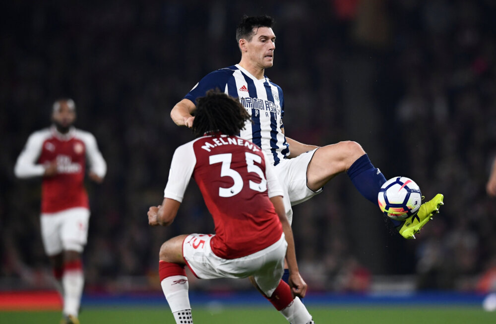 VIDEO | Arsenal rikkus Gareth Barry rekordimeeleolu