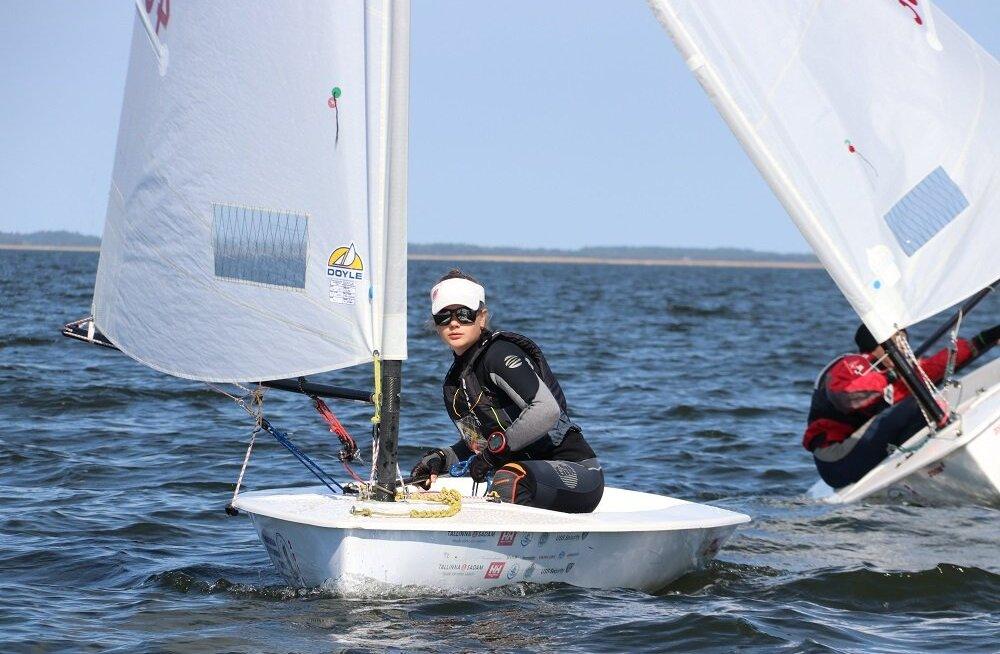 Zoom8 MM-il juhib avapäeva järel tüdrukute seas Karolin Härm, poistest on Aleksander Luik kolmas