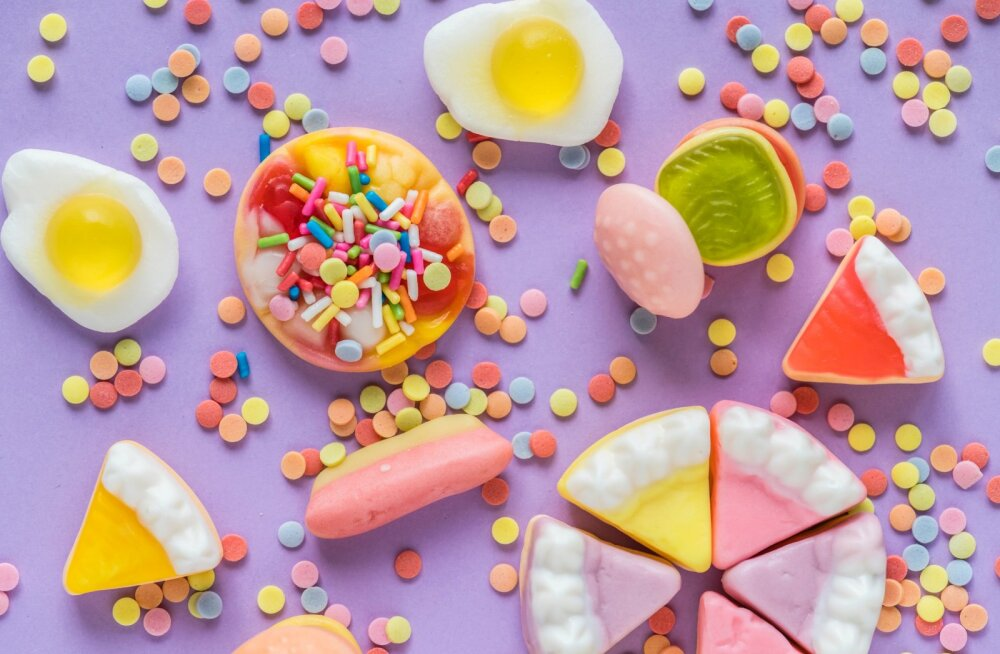 Toit, mida vajame! Kas suhkrusõltuvus on tõesti olemas?