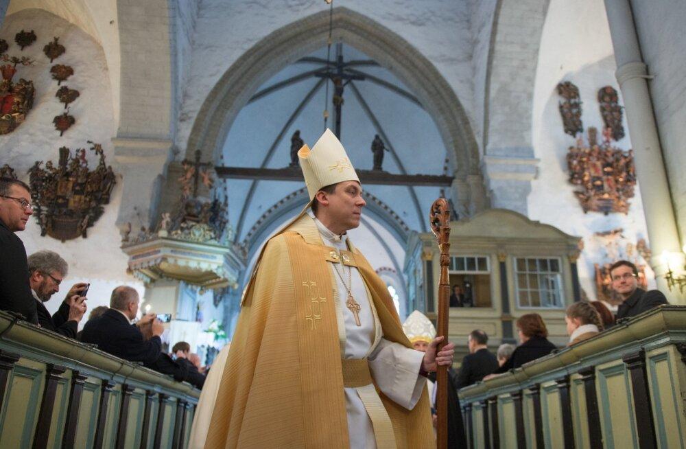 Urmas Viilma pühitsemine peapiiskopiks