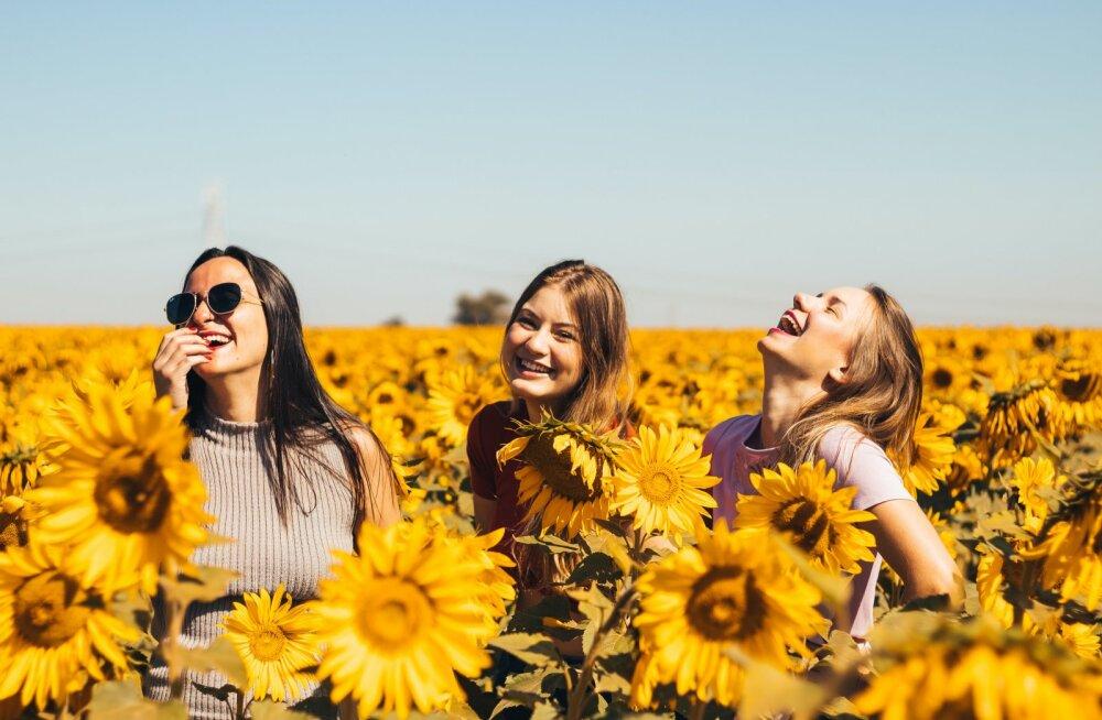 Tahad enda ümber rohkem positiivseid inimesi? On kolm tähemärki, kellega peaksid end ümbritsema