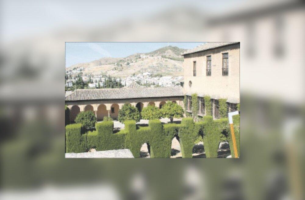 Mauride rajatud aiad ja pargid