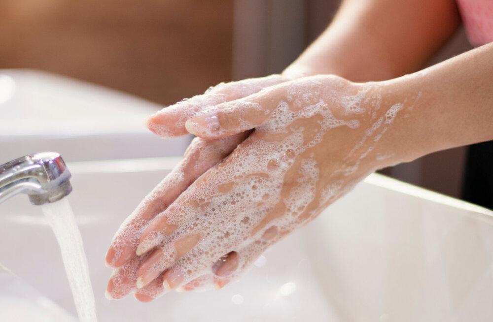 Kordame üle! Kuidas hoolitseda käte õrna naha eest?