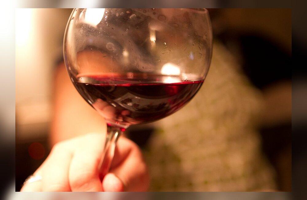 Kas klaasike veini lapse imetamise ajal on lubatud?