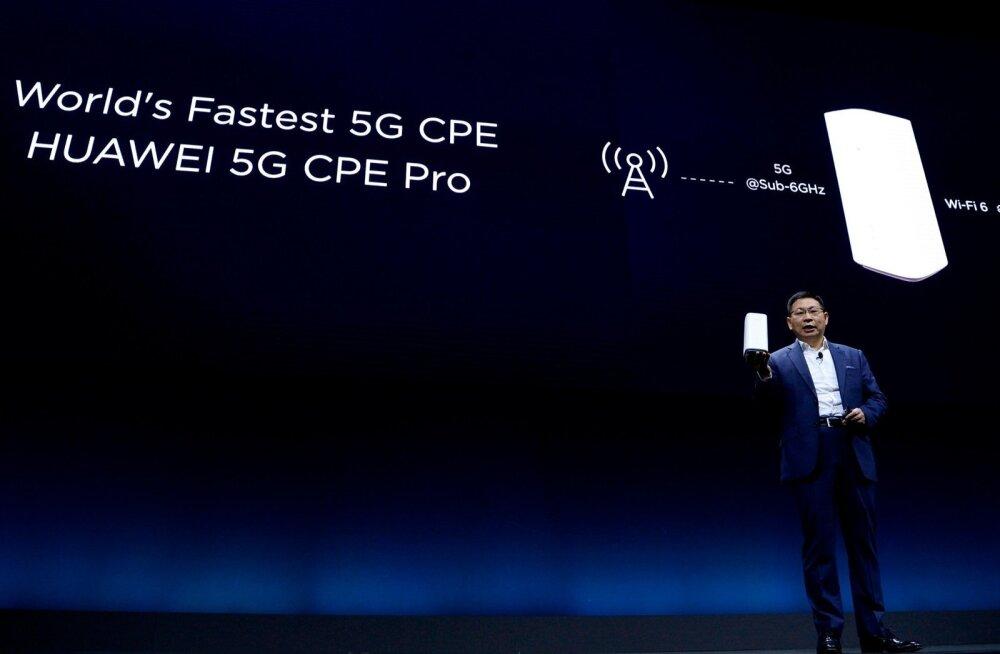 Эстония намерена ограничить использование оборудования Huawei