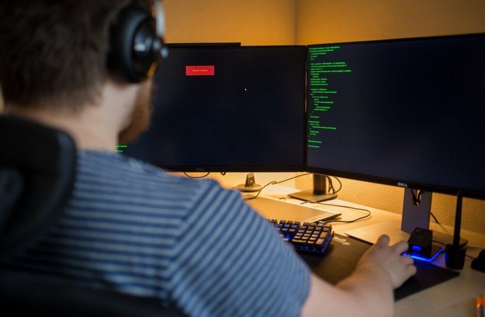 IT-valdkonnas on palgad head, kuid töötajaid napib.