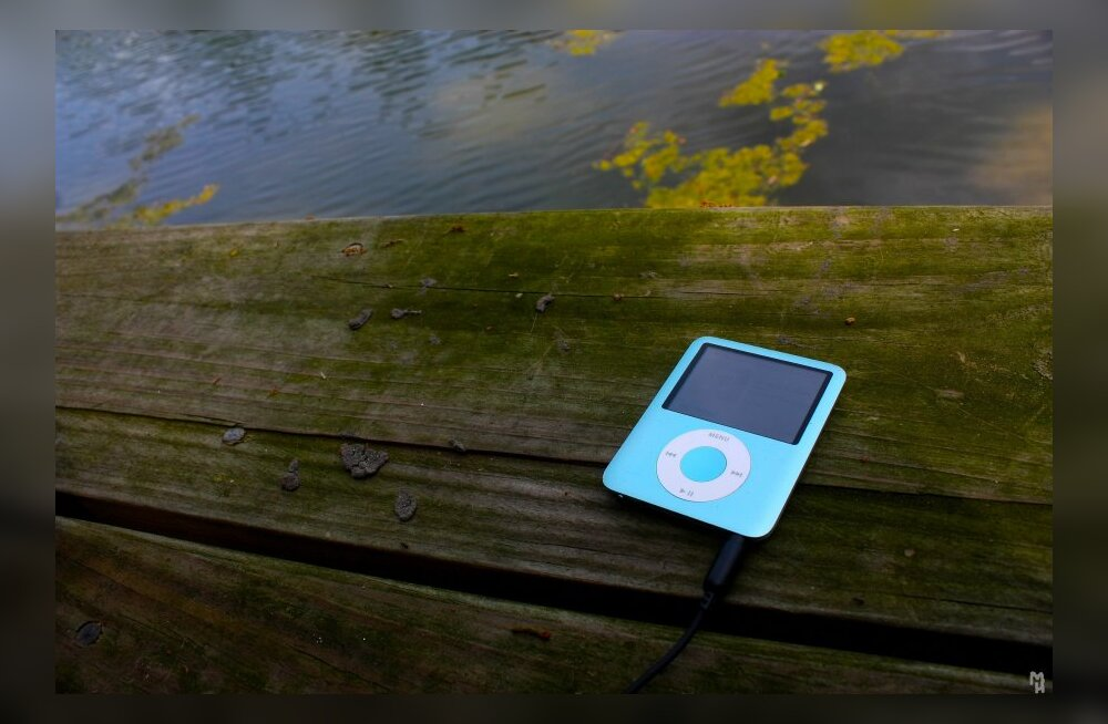 Apple jälle skandaali keskel – iPodi-kasutajaid sunniti mujalt hangitud muusikast loobuma