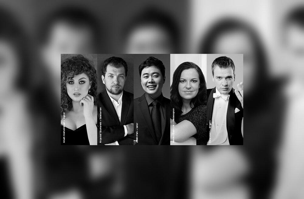 Kuula! Kas arvad ära, millisest meie väikelinnast Eestisse saabuvad Londoni Kuningliku Ooperi solistid räägivad