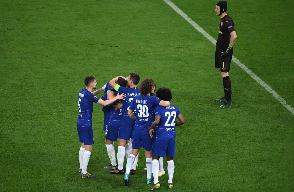 Mängijate ostu keelu saanud Londoni Chelsea pöördub Spordiarbitraaži kohtu poole