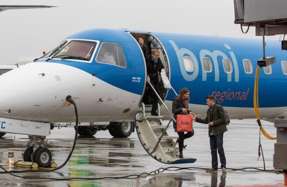 Nordic Aviation Groupi esimene tegutsemispäev
