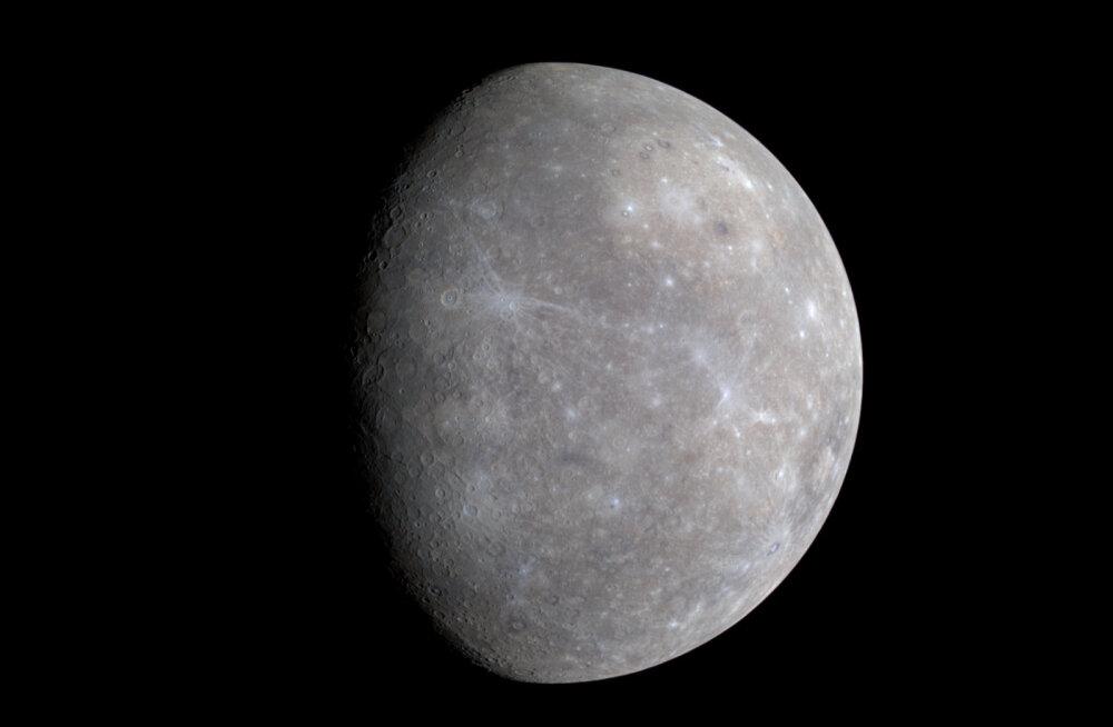 Täna on hea võimalus Merkuuri vaatlemiseks