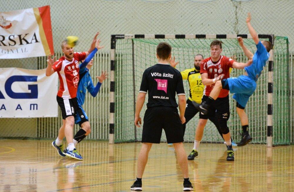 Viljandi HC ja Põlva Serviti