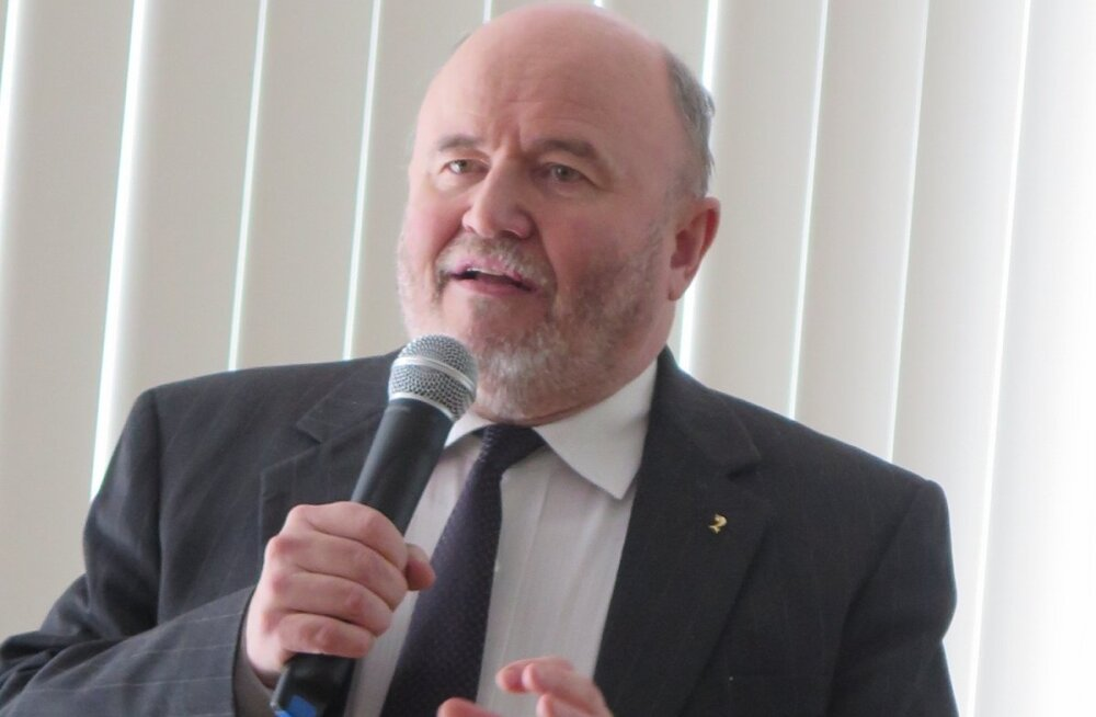Aiandusfoorum 2016 Polli tootearenduskeskuses, Igor Gräzin