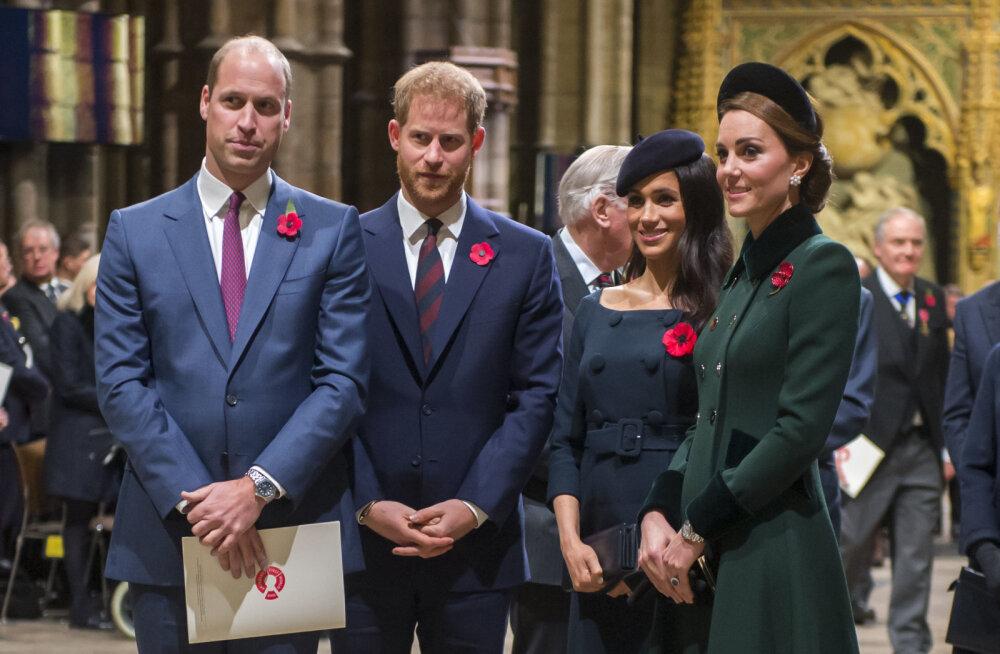 Skandaal kuninglikus õukonnas: prints Harry otsib salapärast lekitajat
