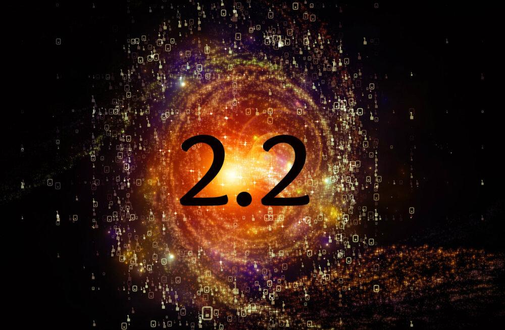 Täna on 2.02! Mis on selle numbri vaimne, numeroloogiline ja müstiline tähendus?